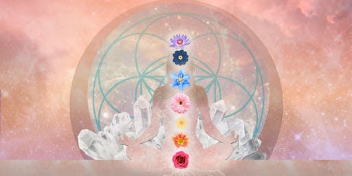 Crystal healing practitioner course