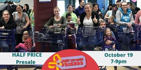 JBF Bremerton Half-Price PRESALE FALL 2019 tickets