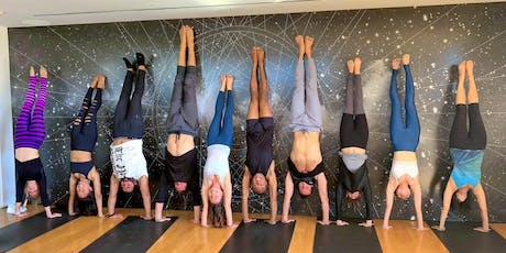 Intro to Inversions - An Ella Yoga Workshop tickets