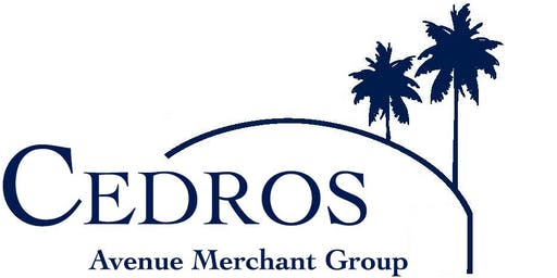 Cedros Avenue Merchant Group Meeting