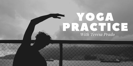 Yoga Practice With Teresa Prado