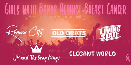 Girls with Bands Against Breast Cancer tickets