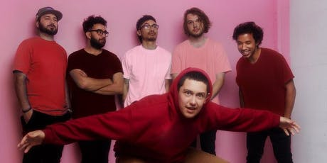 The Fall Tour of Hobo Johnson & The Lovemakers tickets