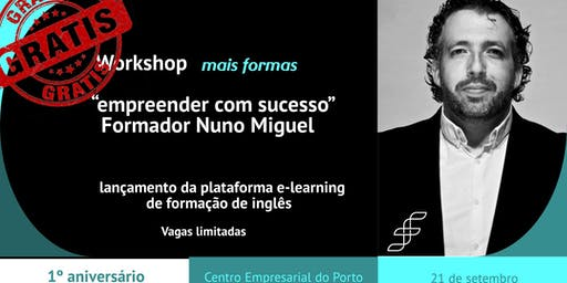 """Workshop """"mais formas de empreender com sucesso"""""""