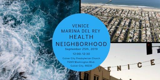 Venice Marina del Rey Health Neighborhood