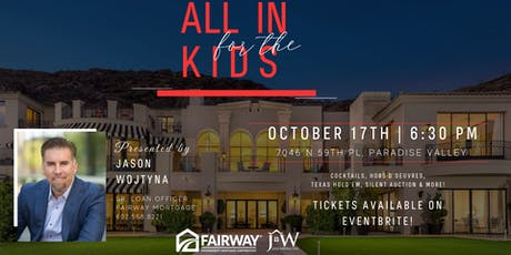 All In For The Kids - Charity Poker Tournament tickets