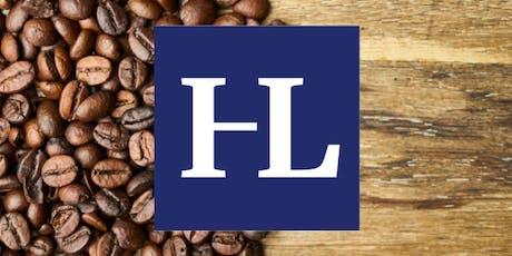 November Open Coffee tickets