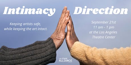 Intimacy Direction and LA Theatre tickets
