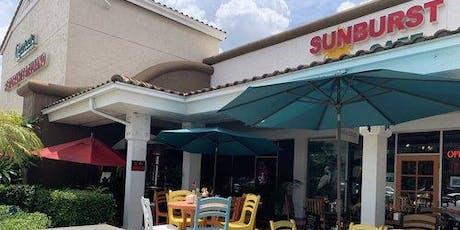 Sunburst Cafe Ribbon Cutting tickets
