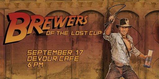 'Brewers of the Lost Cup': A brewing competition