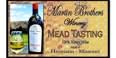 Complimentary Mead Tasting tickets