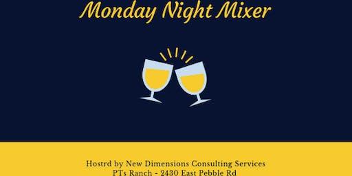 Monday Night Mixer