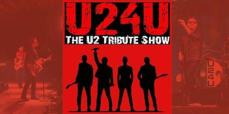 U24U - The U2 Tribute Show w/ Shag tickets