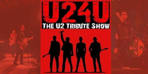 U24U - The U2 Tribute Show w/ Shag