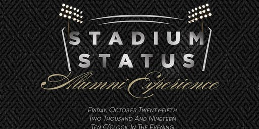 [Stadium Status @ BB&T Stadium Ballpark]  - 30&Up Upscale Formal Attire {Nxlevel's 15 Year Anniversary}