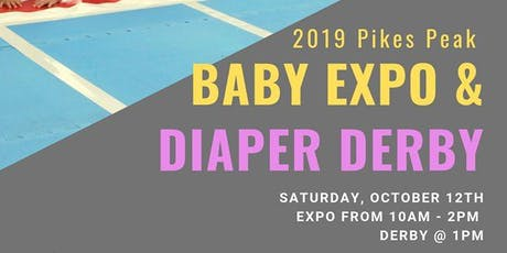 Diaper Derby at the PPRDA Baby Expo October 12, 2019  tickets