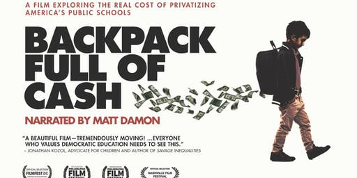 SOSAlberta presents Backpack Full Of Cash Edmonton