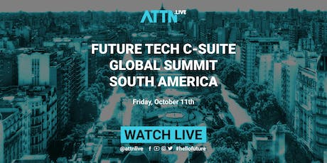 Future Tech C-suite Global Summit (Buenos Aires, South America) entradas