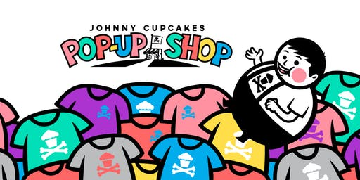 Johnny Cupcakes Pop-Up at PourFavor VB X National Coffee Day