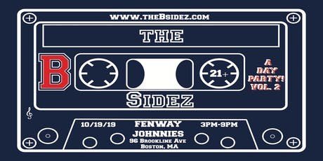 The B-Sidez Day Party Vol. 2 tickets