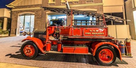 School Holiday Program: Fantastic Fire Trucks tickets