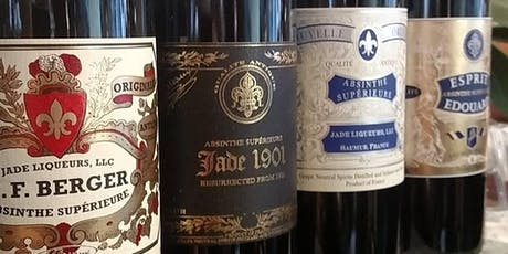 Jade Absinthe Tasting & Talk with Ted Breaux tickets
