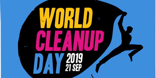 World Cleanup Day at the Clyde