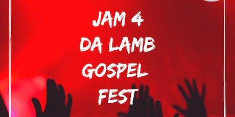 Jam 4 The Lamb : A Praise In The Garden tickets