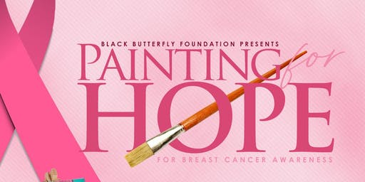Painting for HOPE (Breast Cancer Awareness Sip & Paint)