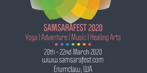 SAMSARAFEST 2020 - Yoga, Adventure, Music & Healing Arts Festival