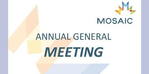 MOSAIC Annual General Meeting (AGM)