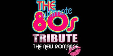 The Ultimate 80's Night at The Soundry with The New Romance tickets