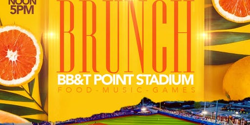 GHOE Hangover @ BB&T STADIUM Ballpark {SUNDAY BRUNCH & DAY PARTY} - {Nxlevel's 15 Year Anniversary}