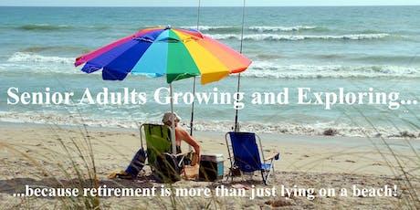 Retirement Pleasures & Pitfalls: A Discussion & Social Event for Seniors 42 tickets
