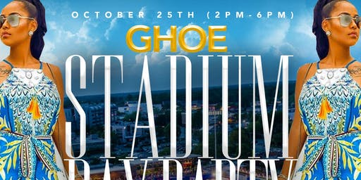 [Stadium Day Party @ BB&T Stadium Ballpark] // The #GHOE 25&UP Day Party {Nxlevel's 15 Year Anniversary}