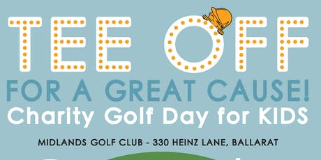 Charity Golf Day for KIDS tickets