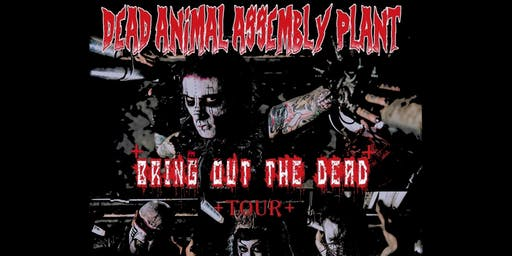 Dead Animal Assembly Plant with Requiem Rust and Sons of Providence