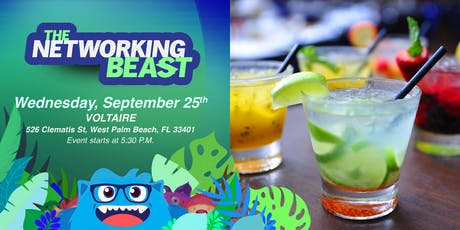 The Networking Beast - Come & Network With Us (Voltaire) West Palm Beach tickets