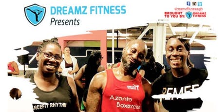 Azonto  Boxercise Fitness Party  [ Rep your Country EDITION] tickets