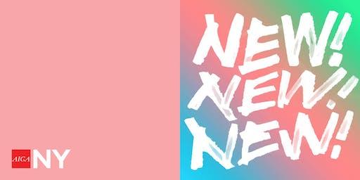 New to NY ~ New to AIGA NY