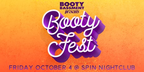 Booty Bassment Presents- Booty Fest 2 tickets
