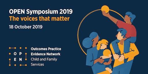 OPEN Symposium 2019