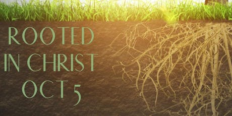 Rooted In Christ Conference tickets