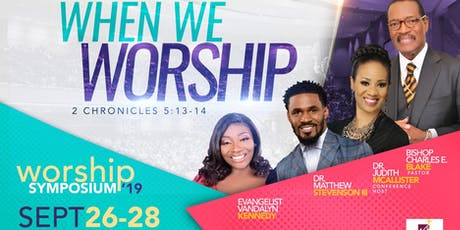 The West Angeles Worship Symposium tickets