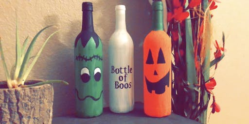 Sip N' Craft Halloween
