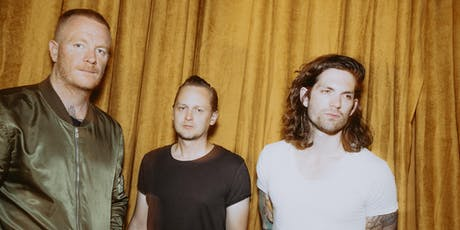 EVE 6 with Dead American tickets