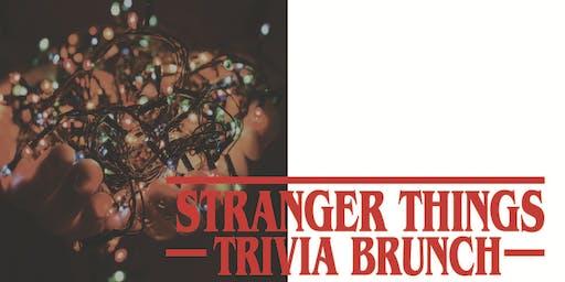 Stranger Things Trivia Brunch