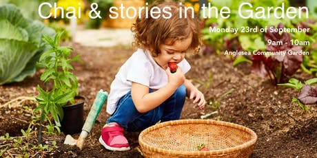 Chai and stories in the Garden tickets