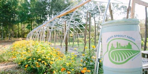 Seva Yoga ATL x Urban Sprout Farms