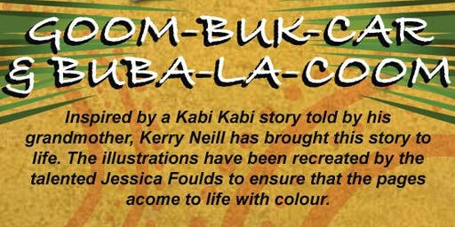 Goom-Buk-Car and Buba-La-Coom Book Launch